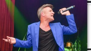 Quiet Storm aka Dean Aslett performs his latest dance hits at Bee Gees Charity Event. Including Lady Show Me – Quiet Storm and soon to be released I Could Almost Cry Now – Quiet Storm.